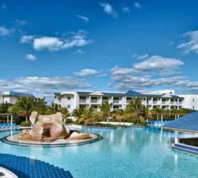 Hotels in Cayo Santa Maria Cuba