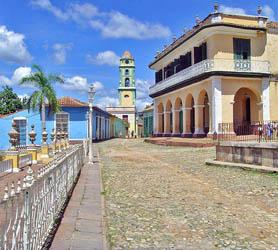 Trinidad Hotels in Cuba